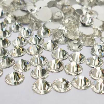 Crystallized