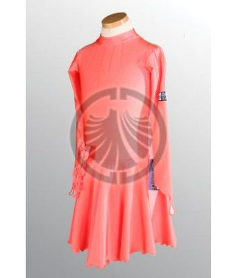 Coral Dance Dress 30