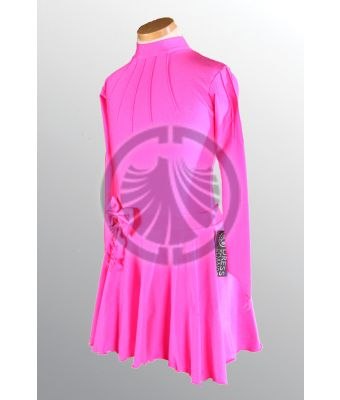 Fuschia Dance Dress 32