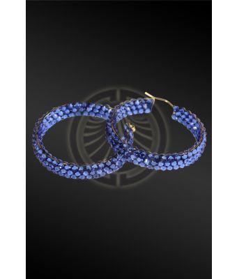 Eternity Hoop A29 Sapphire